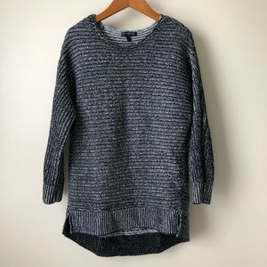 Banana Republic Long Length Knit Sweater • Medium